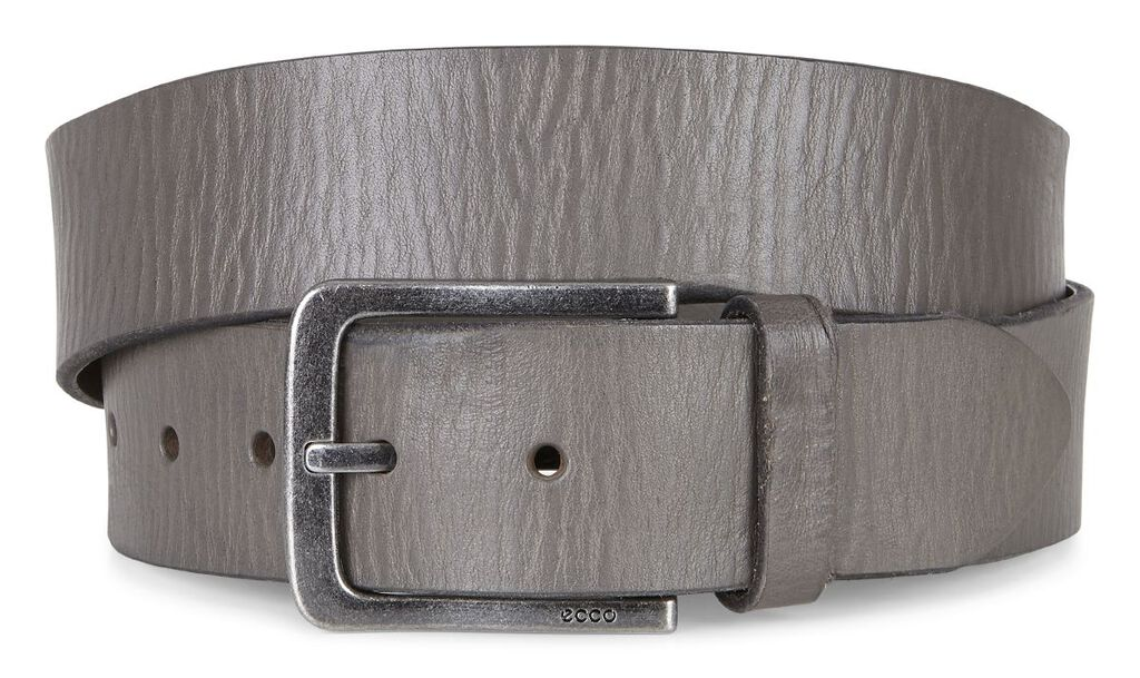 ECCO Edward Casual Belt (WARM GREY)