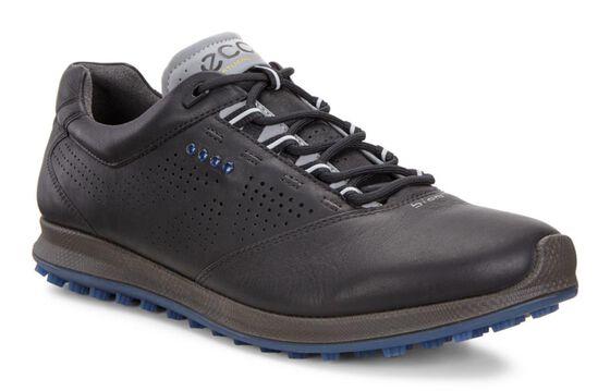 ECCO 남성 골프화 바이옴 하이브리드2 (BLACK)