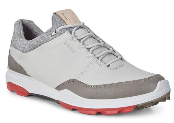 ECCO 남성 골프화 바이옴 하이브리드 3 고어텍스 (GREY)
