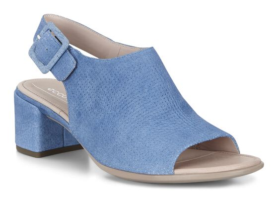 ECCO 여성 샌들 쉐이프 블록 35 (BLUE)