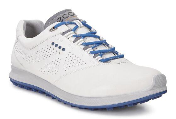 ECCO 남성 골프화 바이옴 하이브리드2 (WHITE)