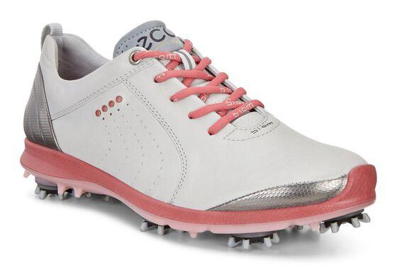ECCO 여성 골프화  바이옴 지투 하이드로맥스 (GREY)