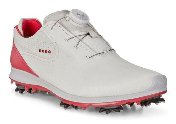 ECCO 여성 골프화 바이옴 G2 (WHITE)