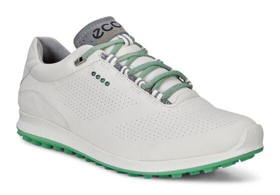 ECCO 여성 골프화 바이옴 하이브리드2 (WHITE)