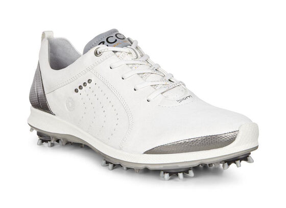 ECCO 여성 골프화  바이옴 G2 하이드로맥스 (WHITE)